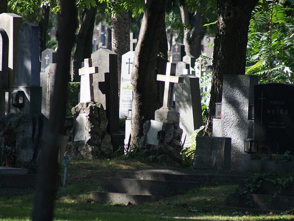 Strolling through Vienna's cultural legacy grave by grave
