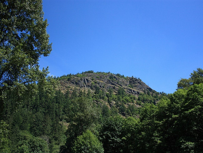 Hike Mount Finlayson