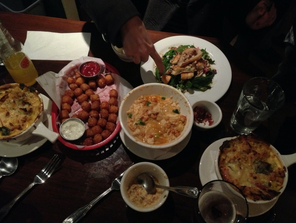 Dine on Southern Food in the Haight