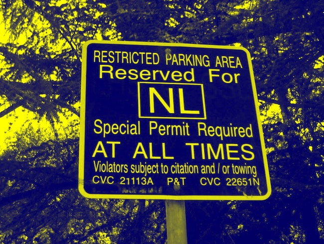 Check out the Parking Signs