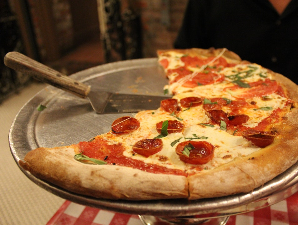 Lombardis Pizza, New York. Rated best in the world! New York New York United States