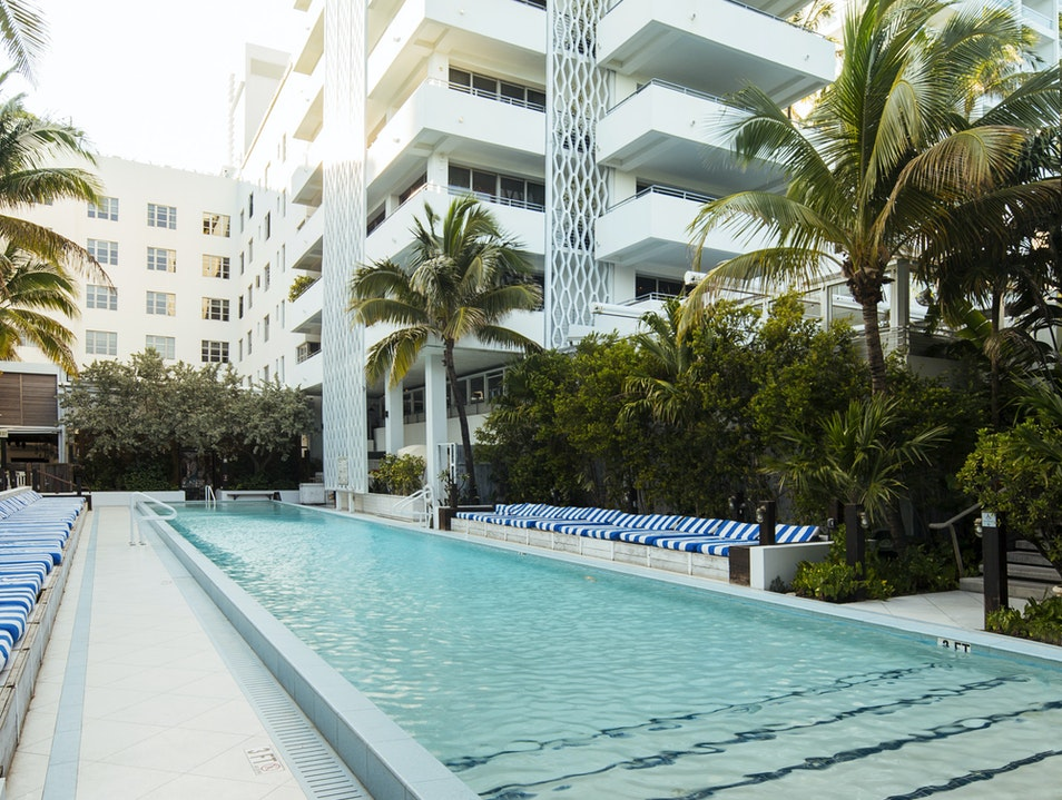 Soho Beach House Miami Beach Florida United States