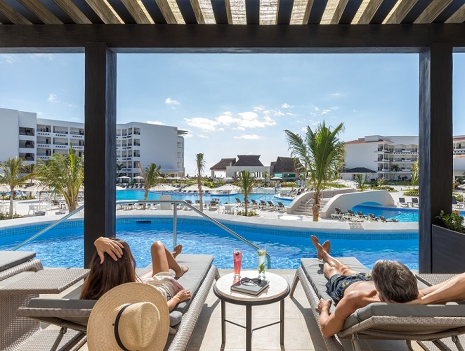Mexico's Riviera Maya Has a New Luxury All-Inclusive Puerto Morelos  Mexico