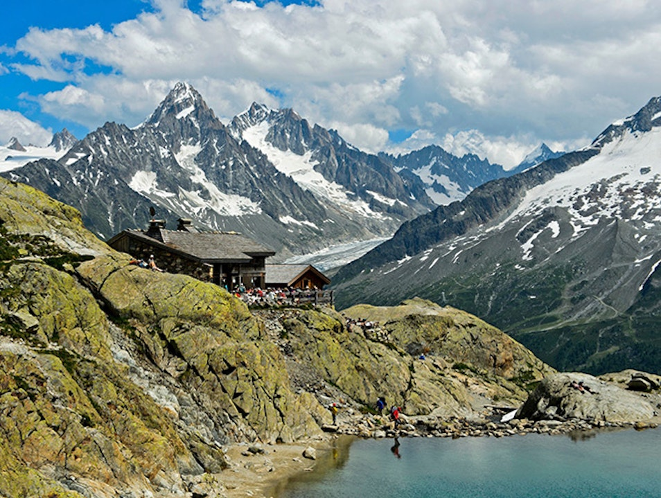 Breathtaking Alpine Hiking Trails