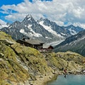 Aiguilles Rouges National Nature Reserve Chamonix-Mont-Blanc  France
