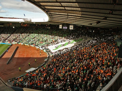 Celtic Park Glasgow  United Kingdom