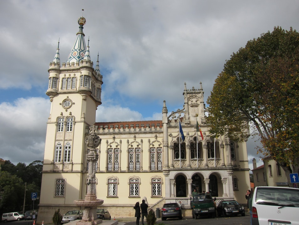Town Hall in Sintra