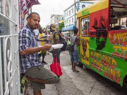 OJ's Ital Cart Basseterre  Saint Kitts and Nevis