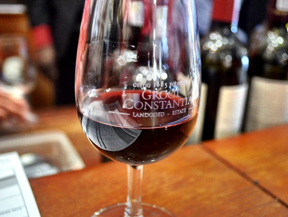 Pinotage Cape Town  South Africa