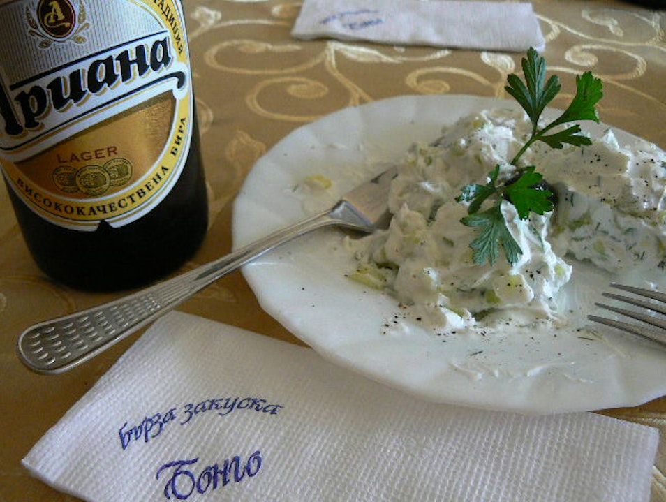 This is Bulgaria:  Eats and Drinks