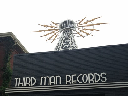 Third Man Records Nashville Tennessee United States