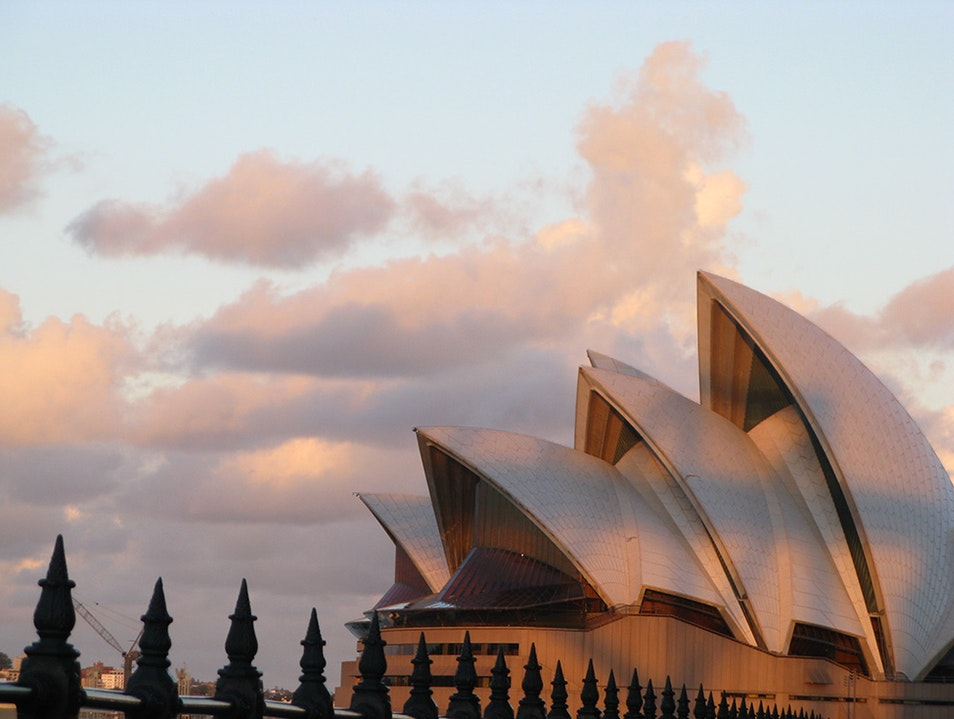 The Sydney Opera House turns 40