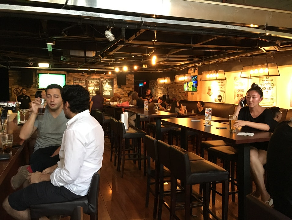 Laid-back Watering Hole in Sanlitun Beijing  China