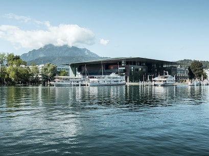 Culture and Convention Centre Luzern  Switzerland