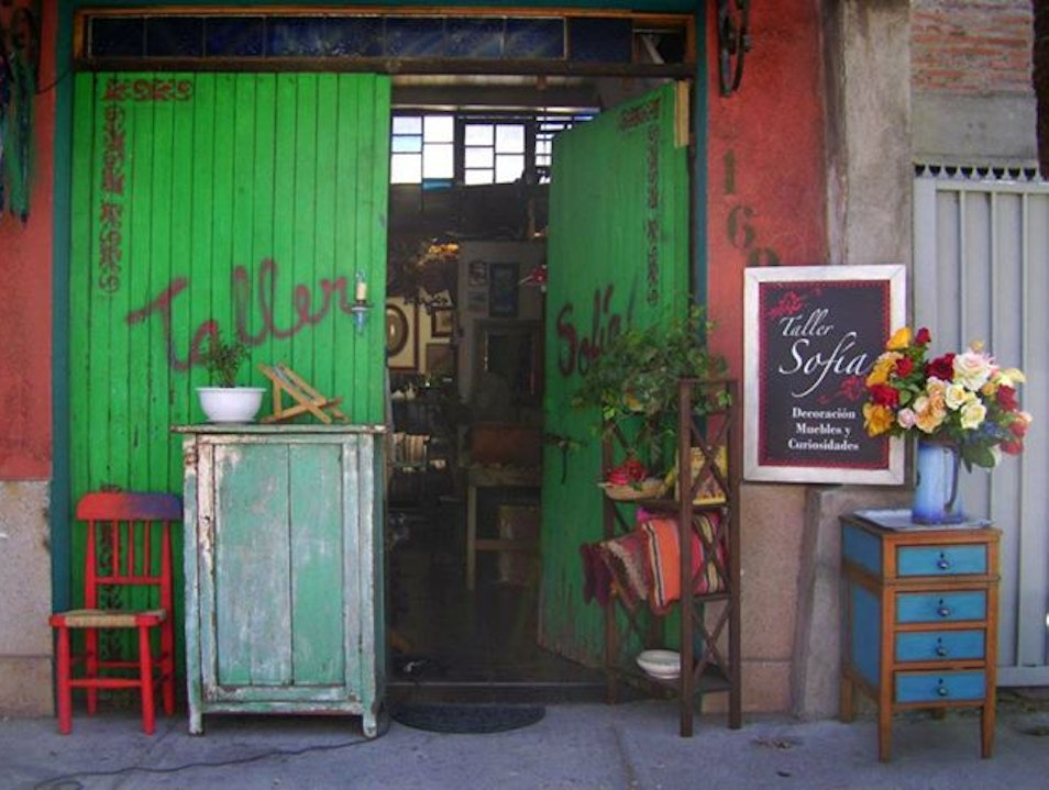 Antiques, Furniture, and Charming Housewares Santiago  Chile