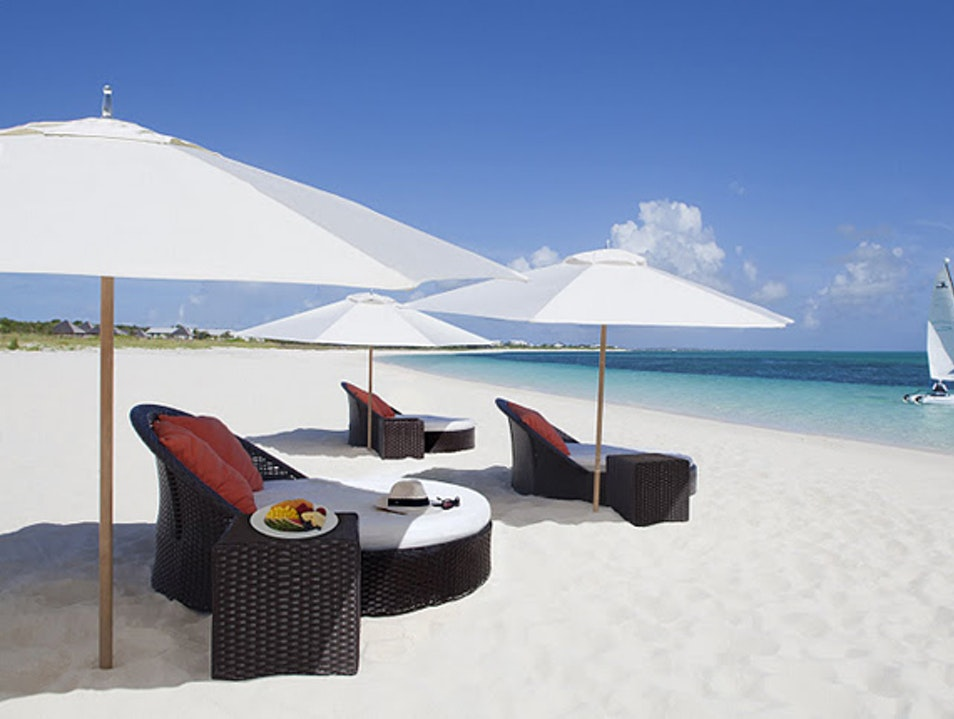 Gansevoort Turks + Caicos The Bight Settlement  Turks and Caicos Islands