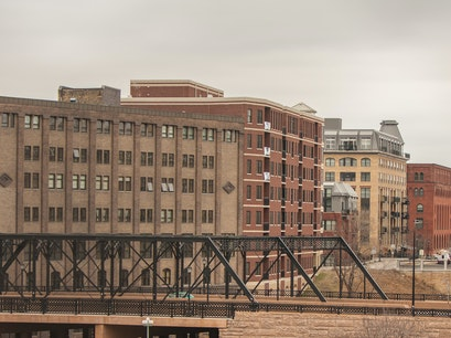Warehouse District Minneapolis Minnesota United States
