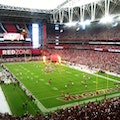 University of Phoenix Stadium Glendale Arizona United States