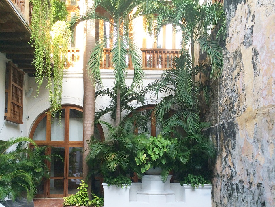Stay in Cartagena like royalty Cartagena  Colombia