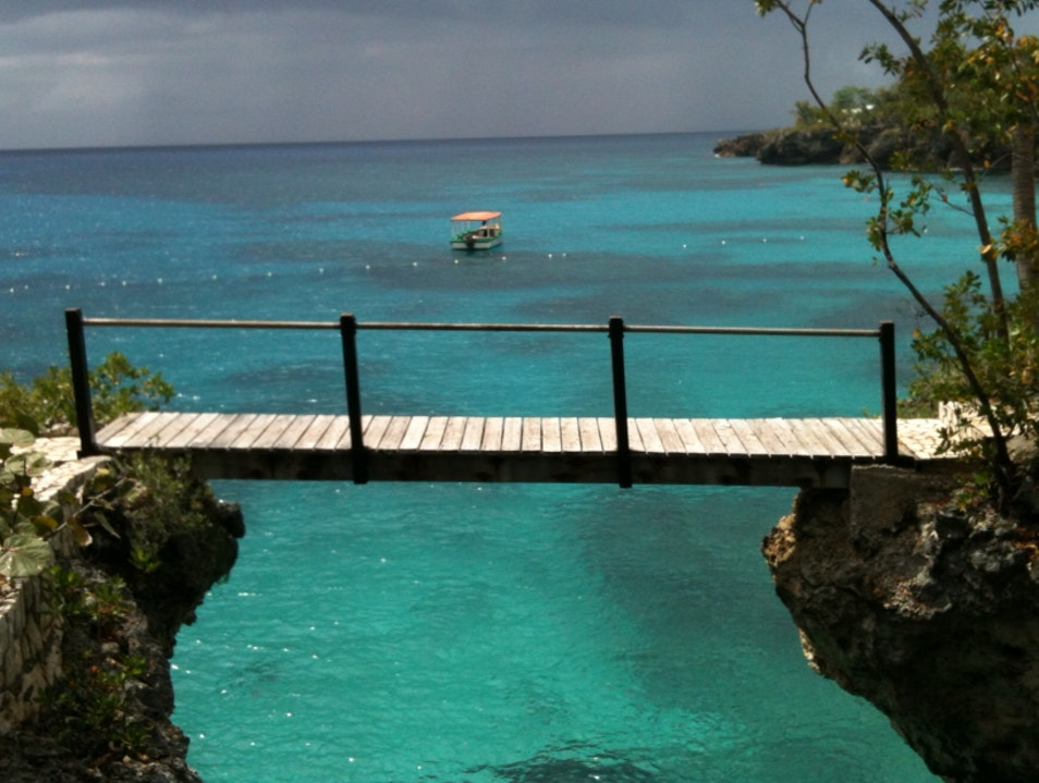 Take a Leap - Rockhouse Hotel, Negril