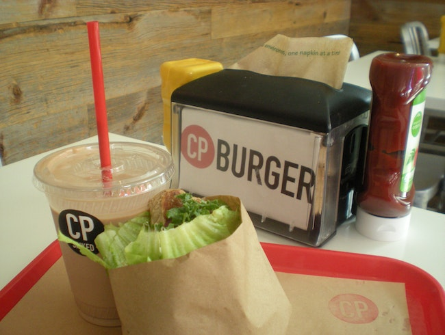 Milkshakes, Burgers and Fries