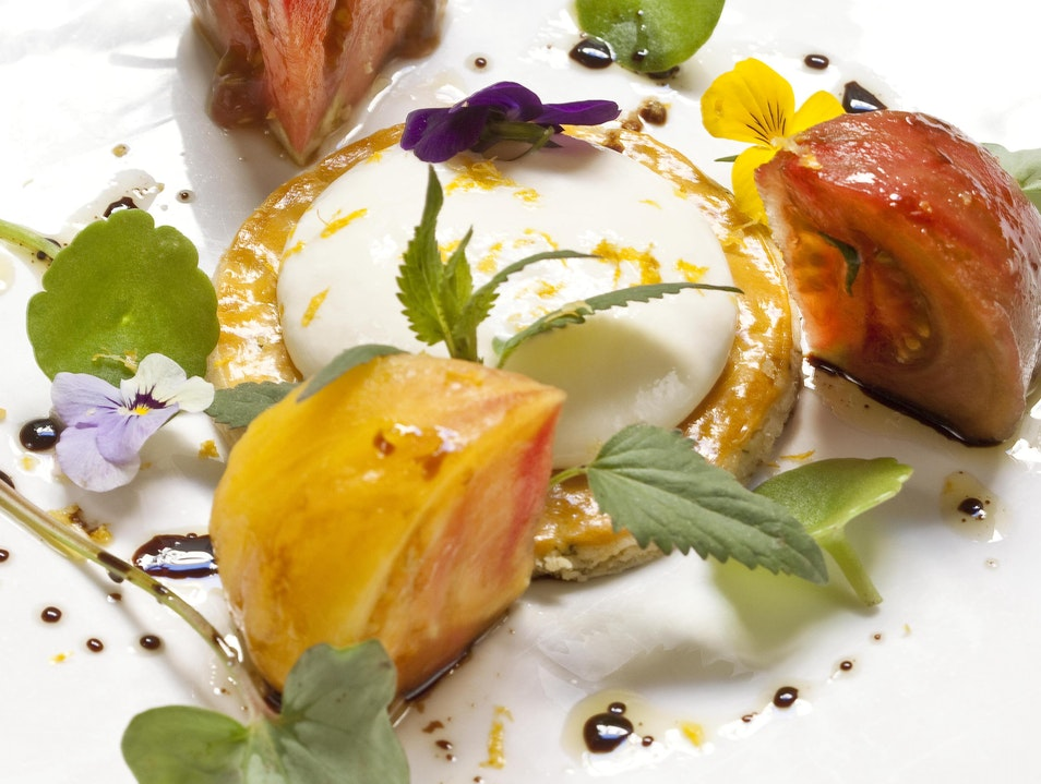 Eat Like a French Marquis at Cellier Morel