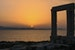 An Ancient Doorway Leading to Nowhere  Naxos  Greece
