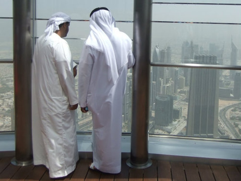 At the Top Dubai  United Arab Emirates