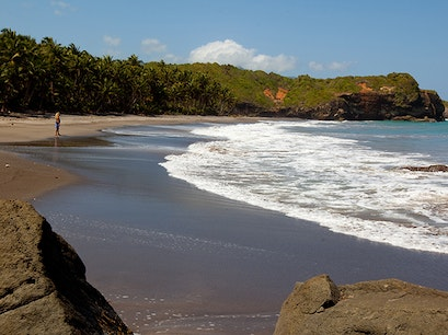 Batibou Beach Saint Andrew Parish  Dominica