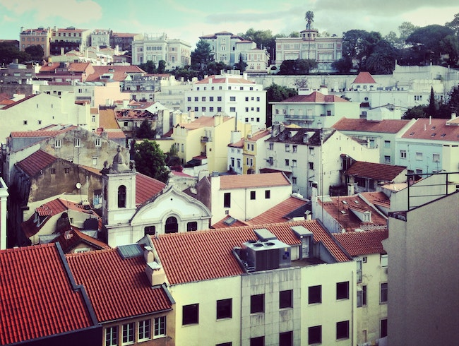 The View from Fontecruz Lisboa