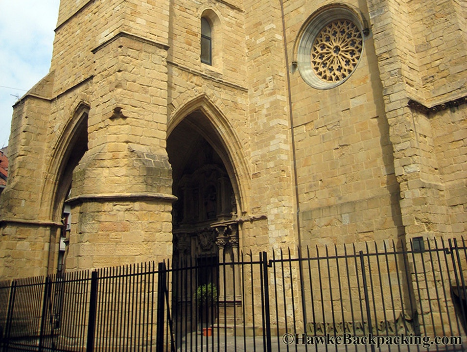 The Old Part's Gothic Church