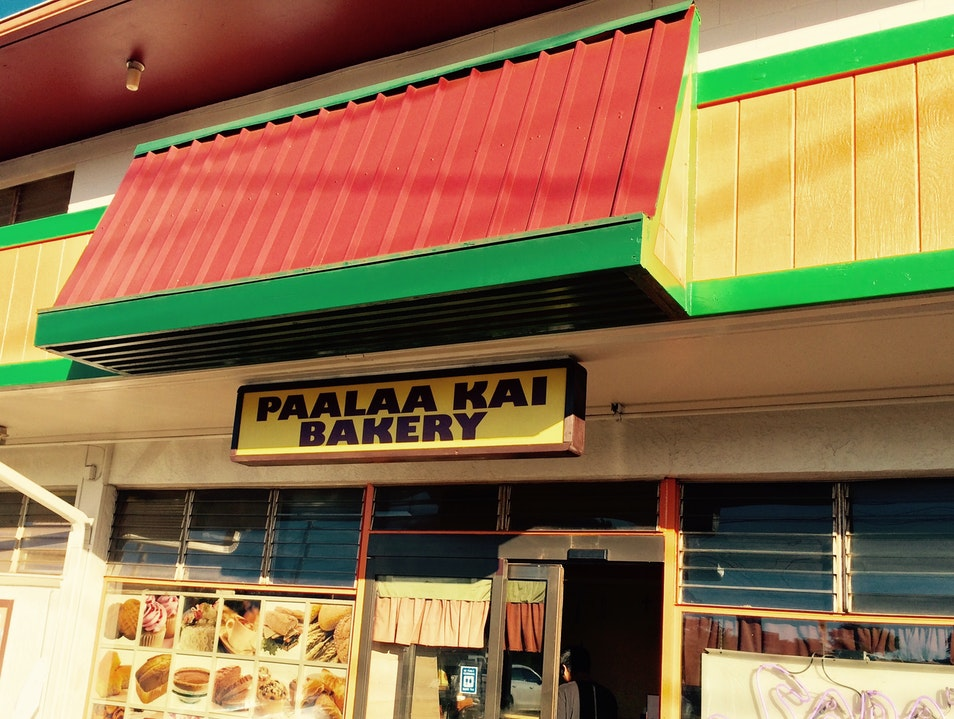 Pastries in paradise Waialua Hawaii United States