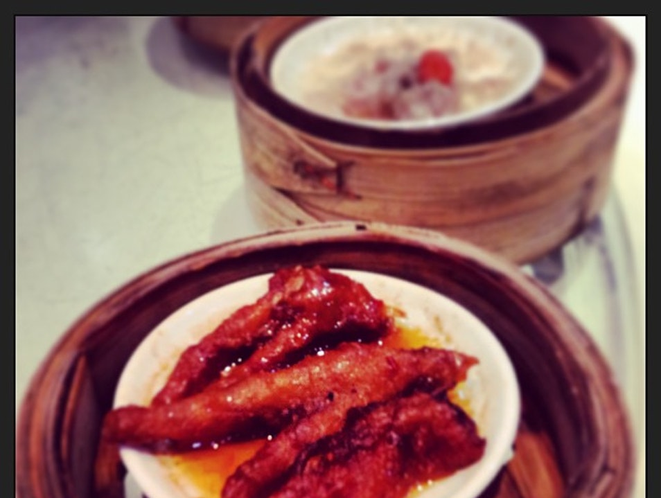 The Oldest Dim Sum in Shekou (Maybe)
