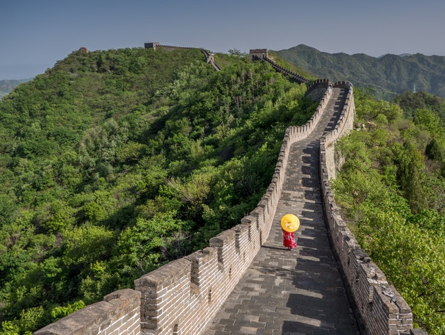 Having the Great Wall to Yourself