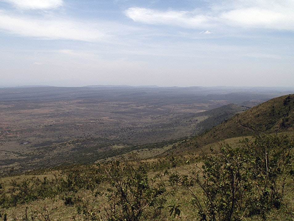 Hike the Ngong Hills Kajiado  Kenya