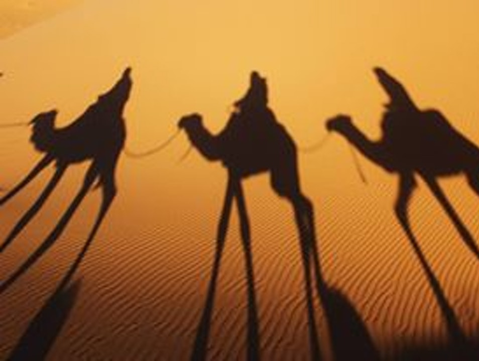 Morocco Imperial Cities & Desert Tours