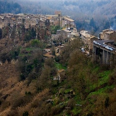 Oh, just a view of some Italian village