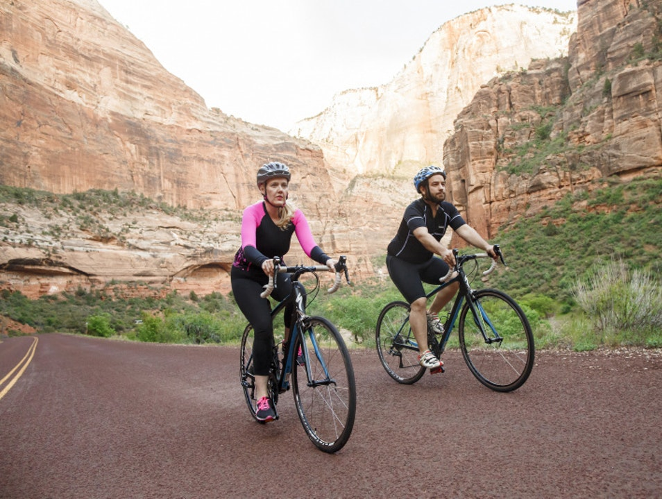 TerraVelo Cycling and Glamping Tours St. George Utah United States
