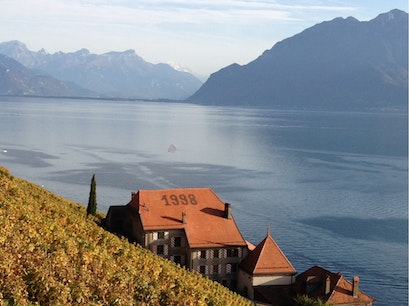 Lavaux Vignoble en Terrasses | Lavaux Vineyard Terraces Chexbres  Switzerland