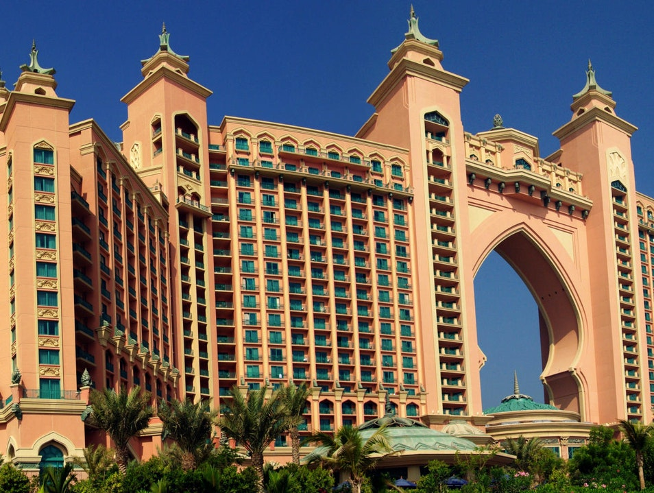 A Wonderful Stay in Atlantis