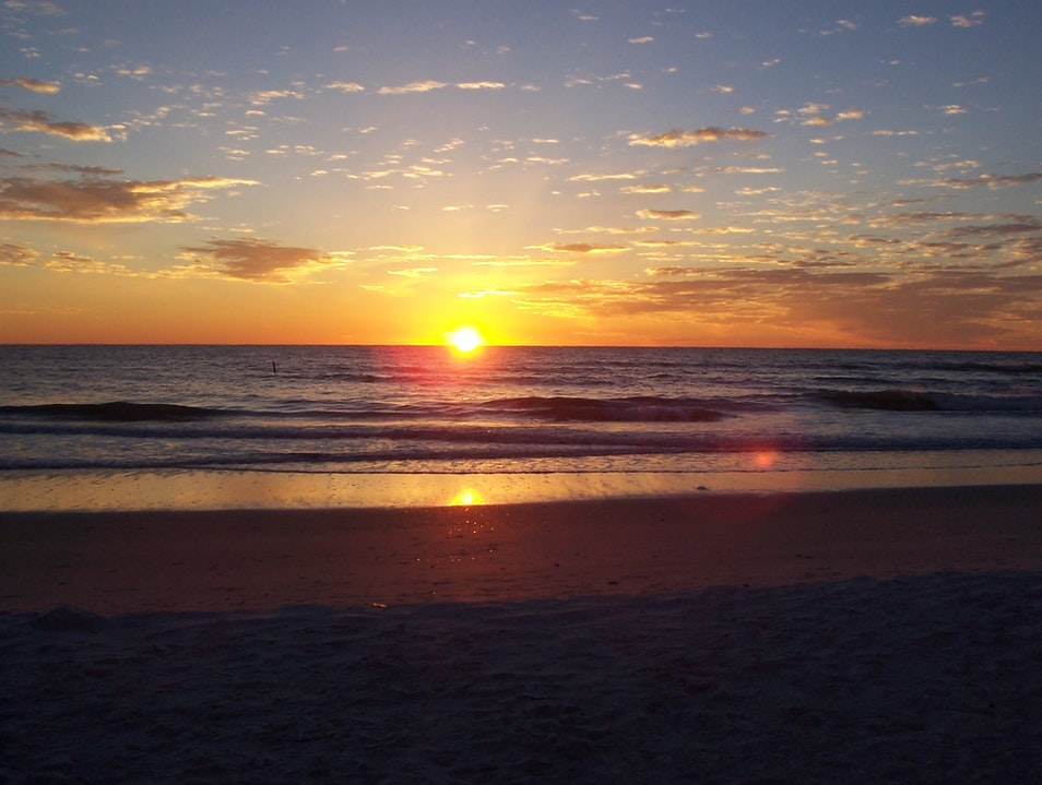 Another breathtaking sunset on the Gulf of Mexico