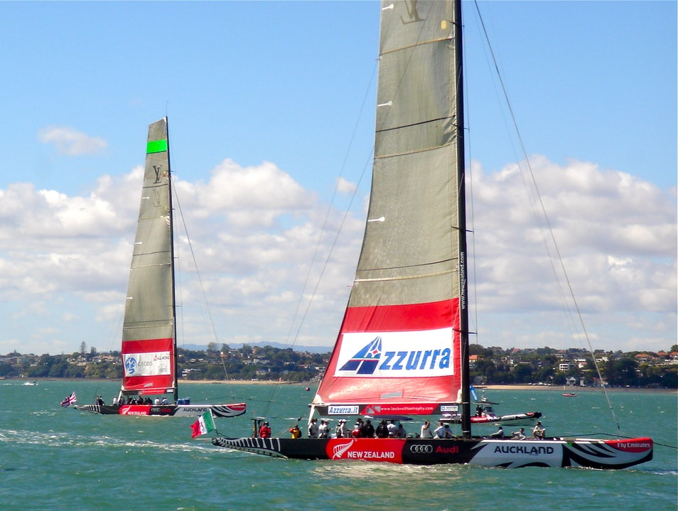 LV Trophy Auckland Regatta Auckland  New Zealand