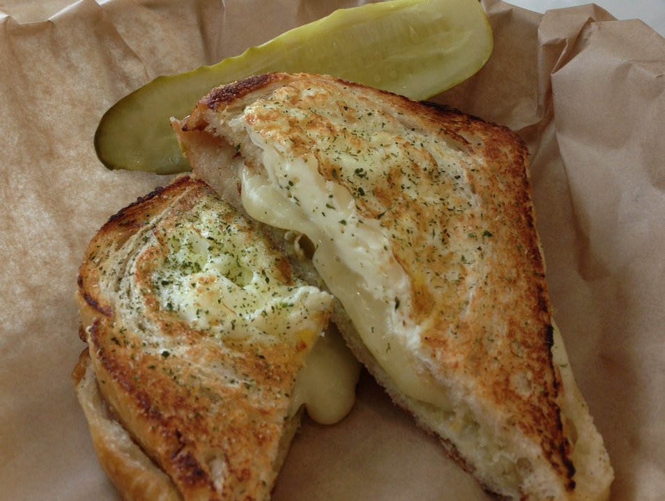 The Melt: Cheesey Goodness in San Francisco San Francisco California United States