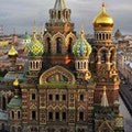 Church of the Savior on Blood St Petersburg  Russia