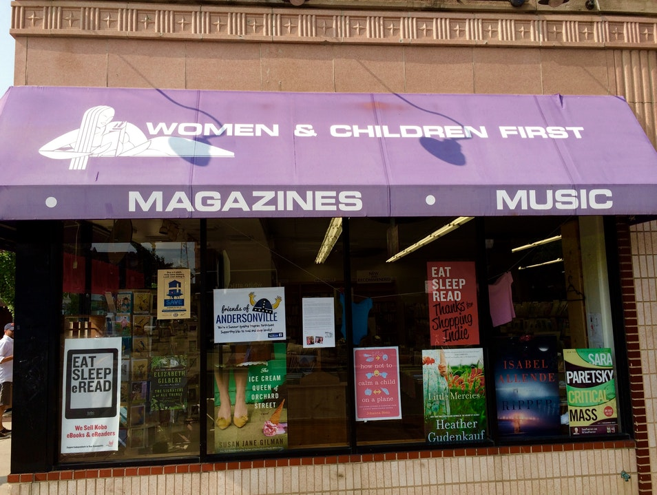 A Bookstore for All Readers  Chicago Illinois United States