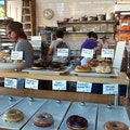 Blue Star Donuts Portland Oregon United States
