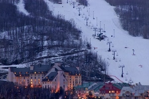 Fairmont Tremblant, Quebec
