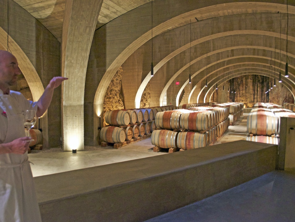 Canada's Top Winery & The Volcanic Wine Cellar