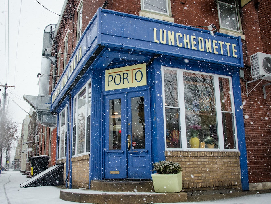 A South Philly Style Brunch with a Portuguese Twist Philadelphia Pennsylvania United States