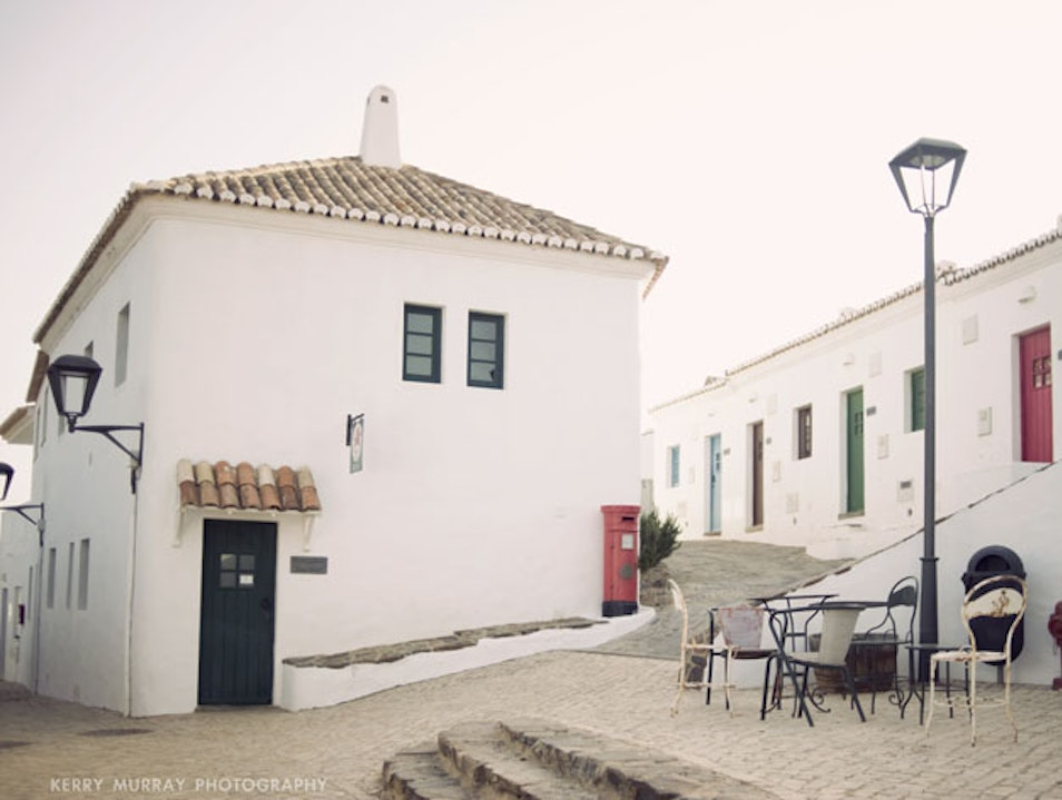 Stepping back in time in rural Portugal